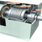 Exciter 150x150 Konstruksi Stator Generator