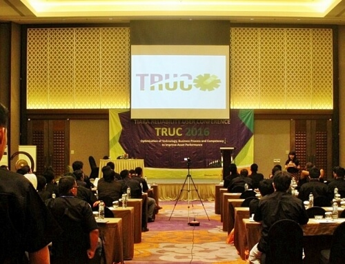 Mengikuti Reliability User Conference TRUC